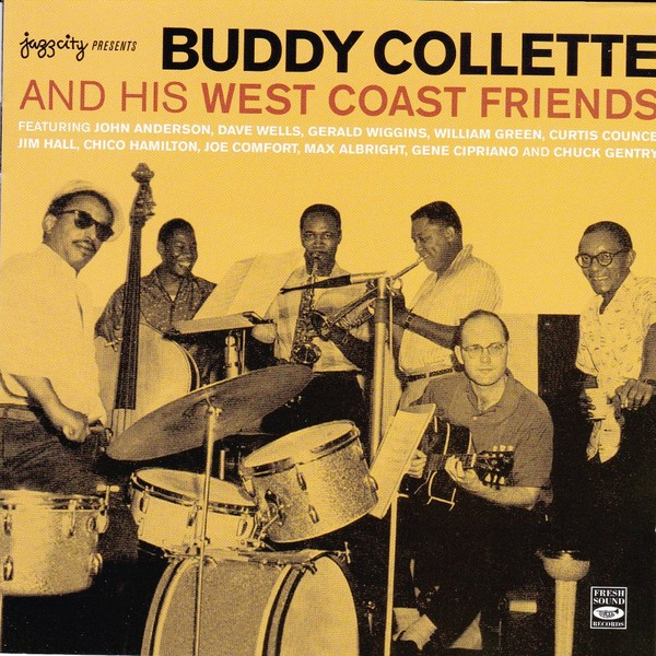Buddy Collette and His West Coast Friends - Centerblog