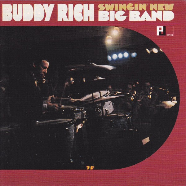 buddy rich swingin new big band 1