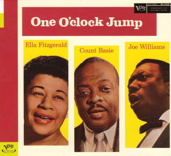 Count Basie Joe Williams Every Day