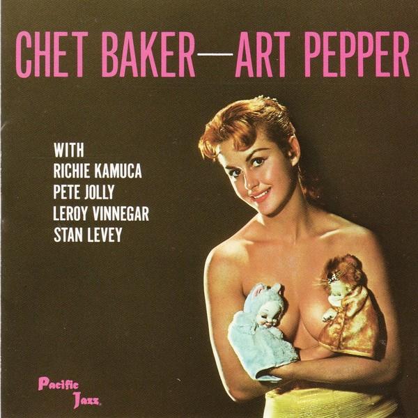 baker blue chet girl jazz little meet space trio