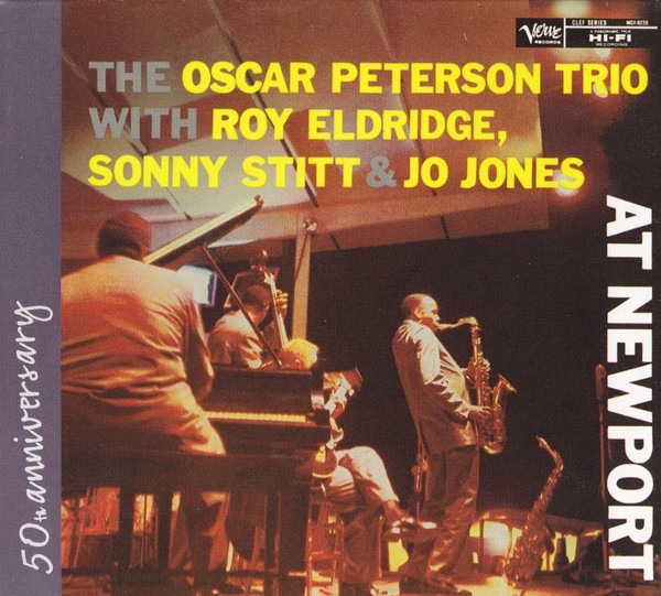 30017 1331 Coleman Hawkins At Newport Live on oscar peterson trio live at newport