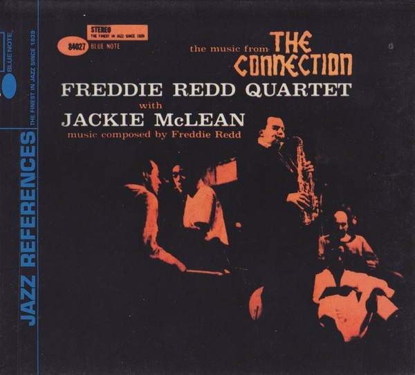 Freddie Redd Quartet With Jackie McLean The Music From The Connection