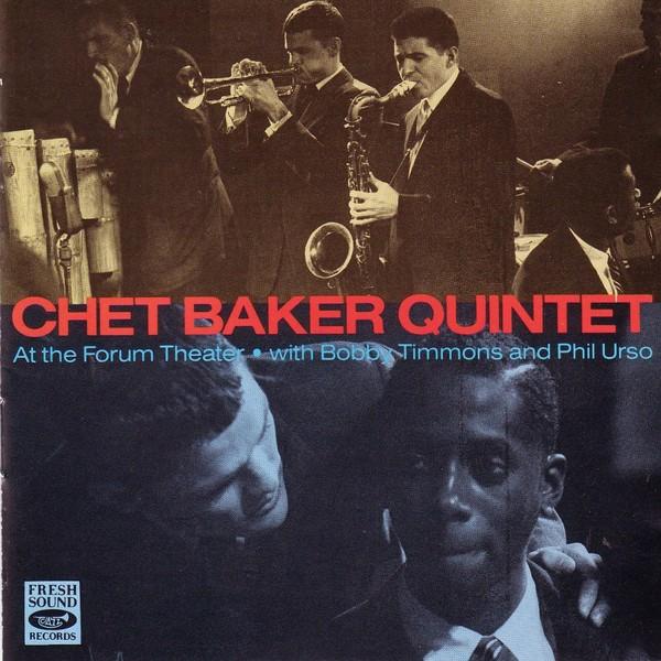 Chet Baker Quintet Smokin With The Chet Baker Quintet