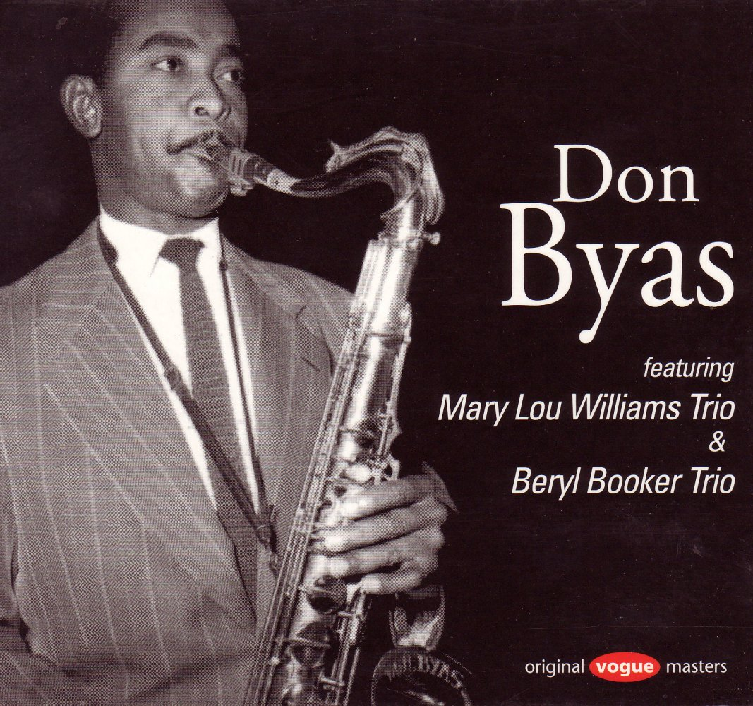 Don Byas Featuring Beryl Booker Trio - Don Byas